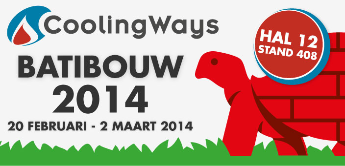 Deelname Batibouw 2014