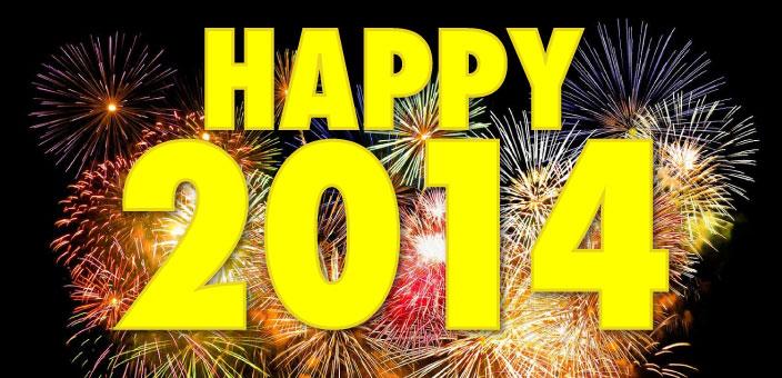 Beste wensen voor 2014!